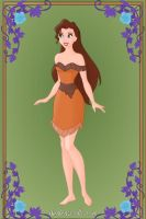 Next Generation Disney Heroines: Gemma by KatePendragon