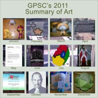 2011 Summary of Art by gpsc