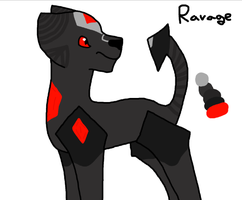 Ravage Reff by EllaScout