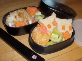 My First Bento by Geisha-Neko