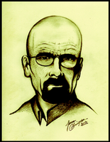 Walter White by james7371