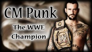 CM Punk: The champion by Redzs00