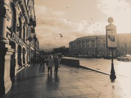 Saint Petersburg by MissLumikki