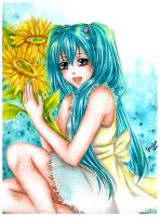 The end of Summer by YueYuki