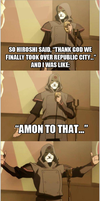 Bad Joke Amon 3 by yourparodies