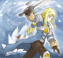 FFT Agrias Stasis Sword! by WindHydra
