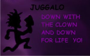 Juggalo by TipsySILENT
