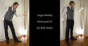 Angus Bumby Stock Pack 01 by Null-Entity