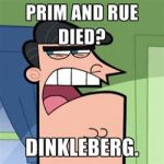 Dinkleberg. by hglover210