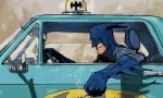 Bat Cab by Parasurd