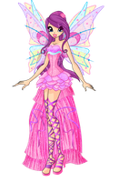 Winx: Altair Harmoinix by DragonShinyFlame