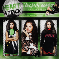 +Selena Gomez|Pack Png by Heart-Attack-Png