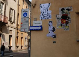 Paste up $ 07 by Duck-26