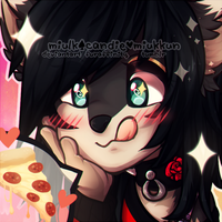 dont need love when you got pizza-chan by miulk