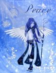 Peace Angel by pixievamp