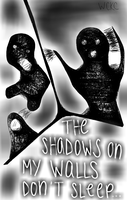 The Shadows On My Wall by WarriorCatkittyclaws