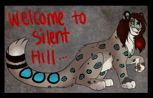 Welcome to Silent Hill. Enjoy your stay by Frosstie