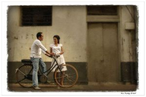...Old Romance... by ditya