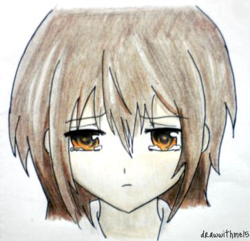 yuki - vampire knight color by drawwithme15
