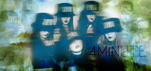 FB HEADER: 4MINUTE by chazzief