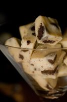 White Chocolate Oreo Fudge by bfrena