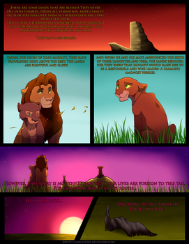 The Lion King: Echelon P. 1 by Sarn-Elyren