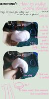 How to make mochi tutorial p.3 by Peach-8D