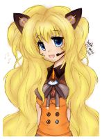 ...Vocaloid SeeU... by Joakaha