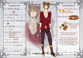 PA - Arthur Ring by MindlessFrappe