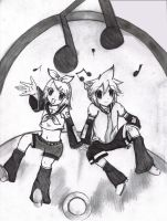 Kagamine Song by Keikostar98