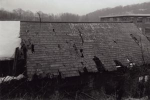 Old roof by SAMMYK1NS