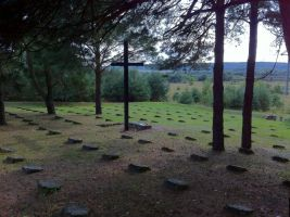 German  WW1 Cemetery in Belarus by Mihalina