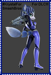 My Stamp 3 (Support Krystal for DLC) by nickanater1