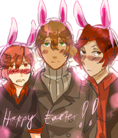 Brodiac: Late Easter by SPINNY-chair-HERO