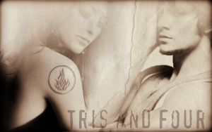 Tris and Four by 4thElementGraphics