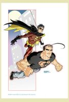 Worlds Finest Titans by RAHeight2002-2012