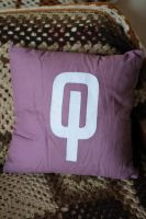 Customised Omega/ Aria Cushion by Asukauk