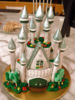 Castle Topper by Sliceofcake