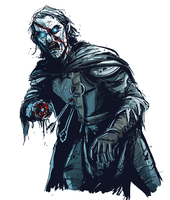 White Walker - Game of Thrones by VonDitty