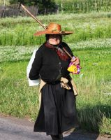 Romanian Hobbit with Chips by borda