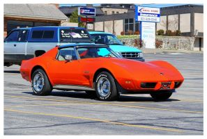 1976 Corvette by TheMan268