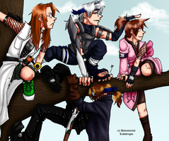 .Collab. Team Kabuto by crazyhighlander