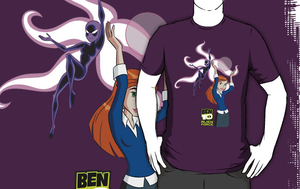 Gwen Tennyson Shirt by RandomDraggon