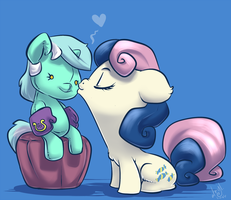 Smooch by atryl