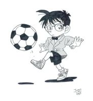Detective Conan 002 by peaceelectronics