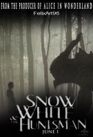 Snow White and the Huntsman by fillesu96
