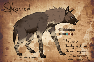 Skarriad 2013 reff -newdesign- by dNiseb