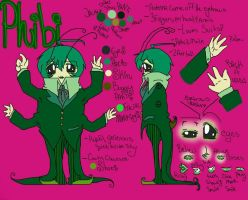 Phibi Reference by Caryin