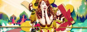 Tiffany Cover Facebook by LinhYul