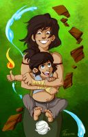 we're the avatar ! by thereina